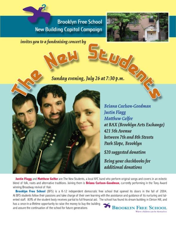BFS Building flyer
