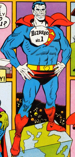 Bizzaro Superman