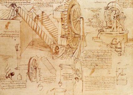 Leonard Da Vinci The Free School Apparent